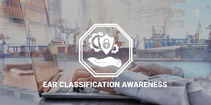 EAR Classification Course