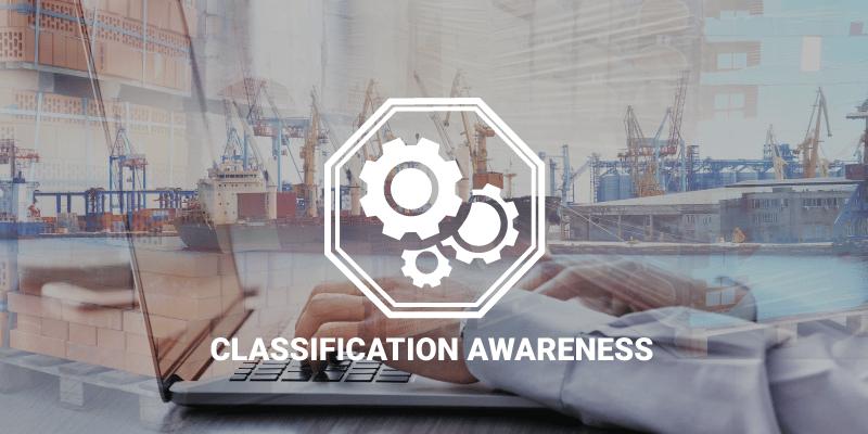 Tariff Classification Awareness