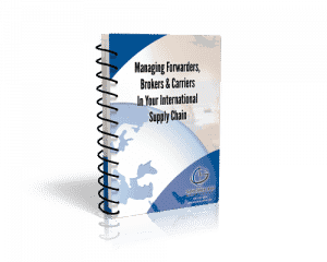 Managing Forwarders Brokers & Carriers Reference Book