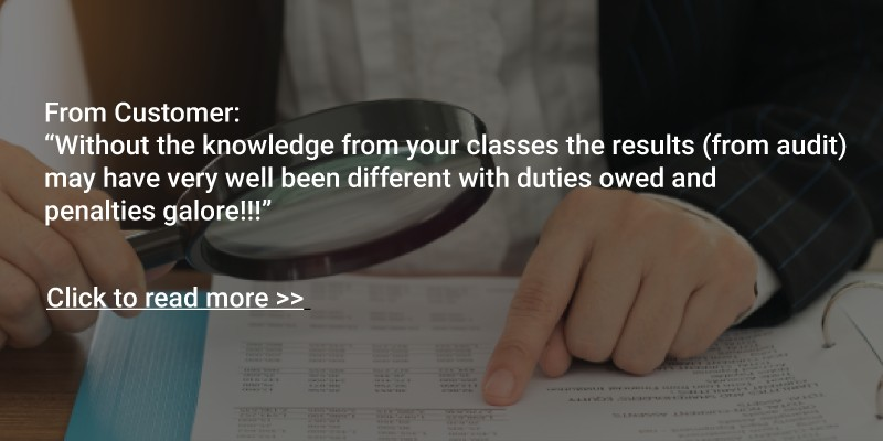 without the knowledge from your classes the results may have very well been different with duties owed and penalties galore ! ! !