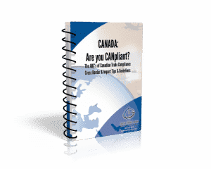 Export to Canada Reference Book