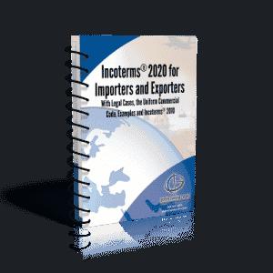 Inocoterms 2020 book
