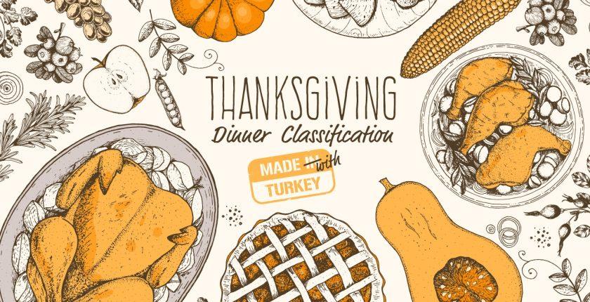 Thanksgiving Dinner Classification