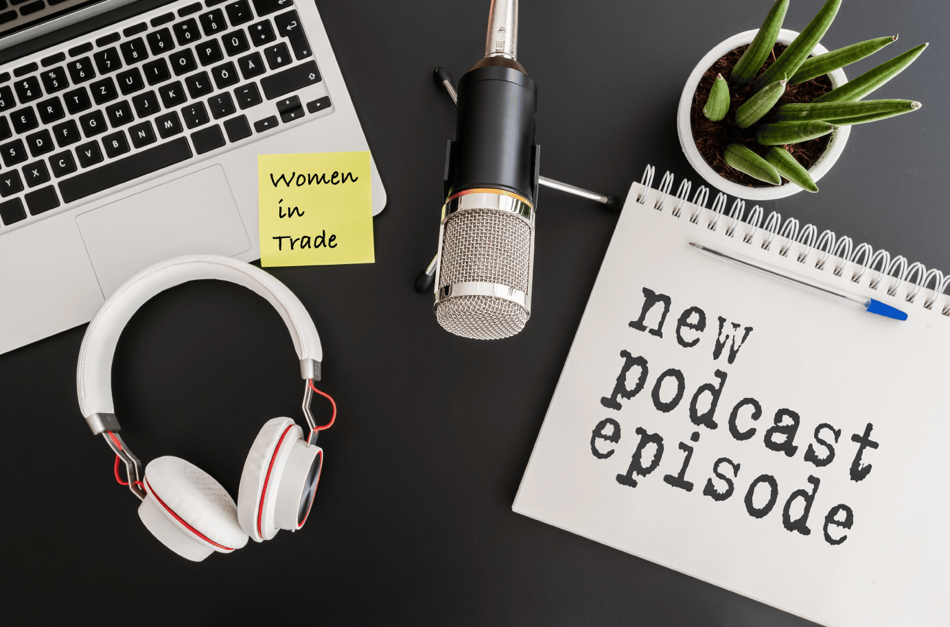women in trade podcast