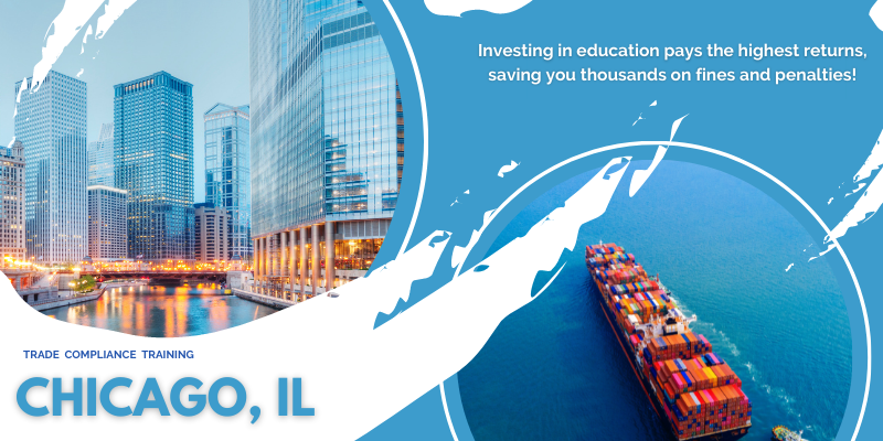 Chicago Seminars Investing in education pays the highest returns, saving you thousands on fines and penalties!
