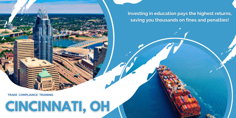 Cincinnati Seminars Investing in education pays the highest returns, saving you thousands on fines and penalties!