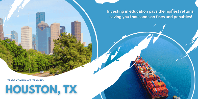 Houston Seminars Investing in education pays the highest returns, saving you thousands on fines and penalties!